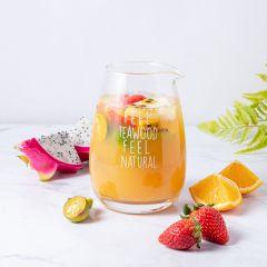 綜合鮮果茶 (凍)