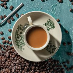 南洋咖啡 (熱)
