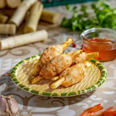 越式蔗蝦 (4件)