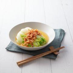 櫻花蝦娃娃菜