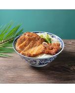香茅豬扒香濃雞湯金邊粉套餐