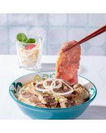 錦麗生熟牛肉金邊粉套餐