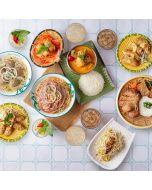 越式四人套餐